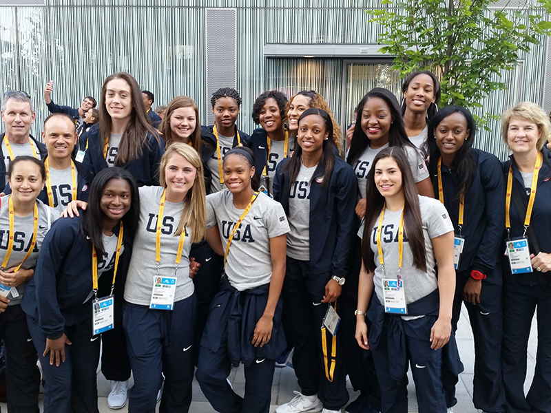 U.S. Pan American Games Women's Basketball Team