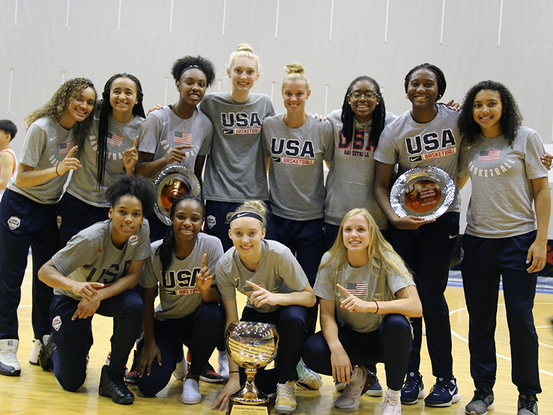 2018 USA U17 World Cup Team