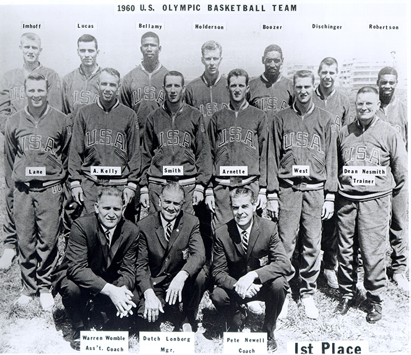 1960 U.S. Olympic Men's Basketball Team
