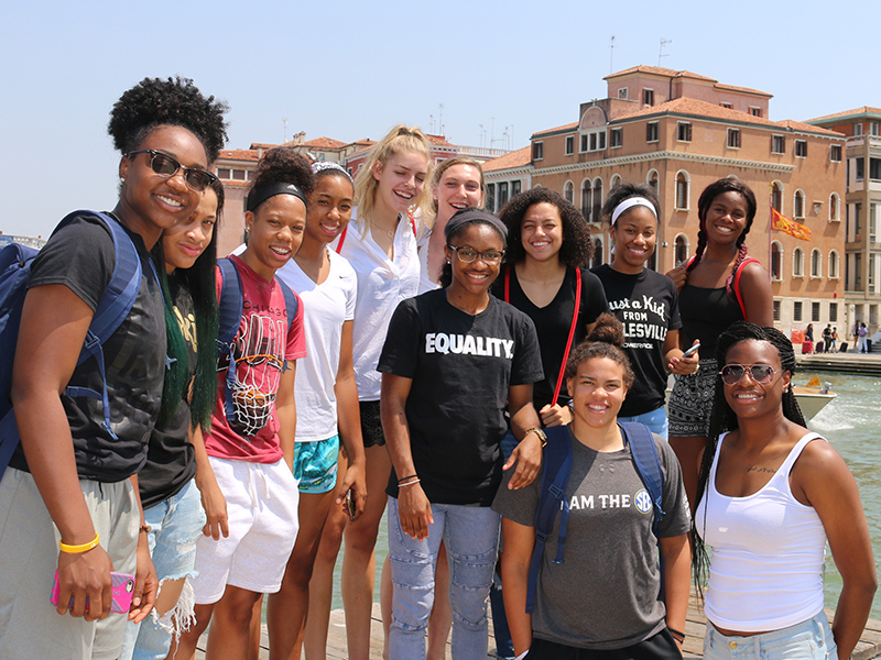 USA Basketball U19 in Venice