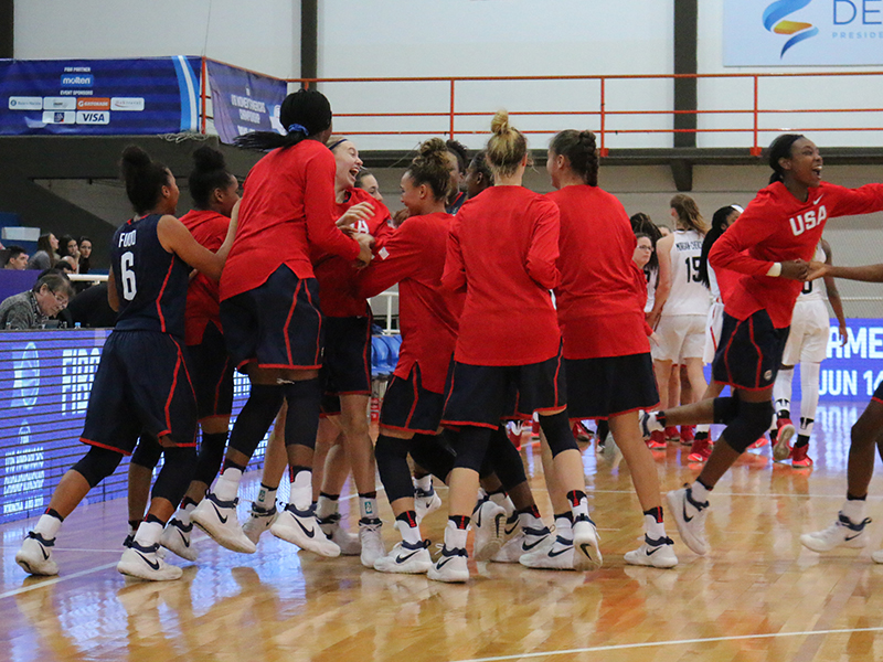 USA Women's U16 National Team