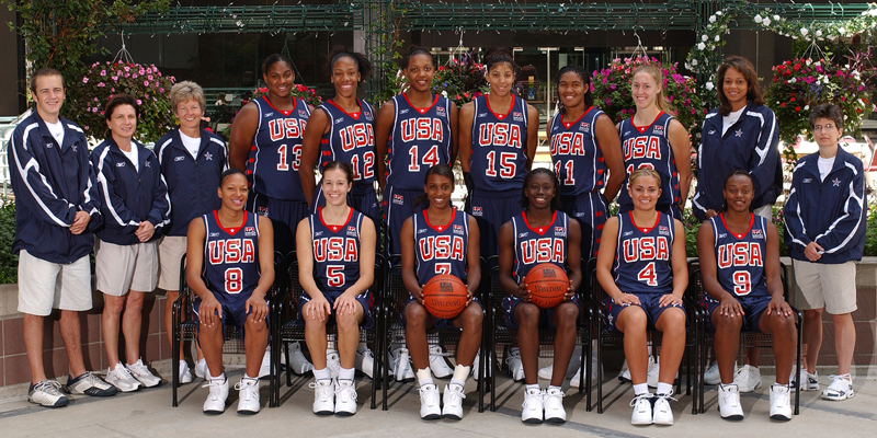 2004 USA Women's Junior World Championship Qualifying Team