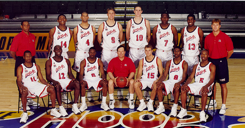1997 USA Junior National Select Team
