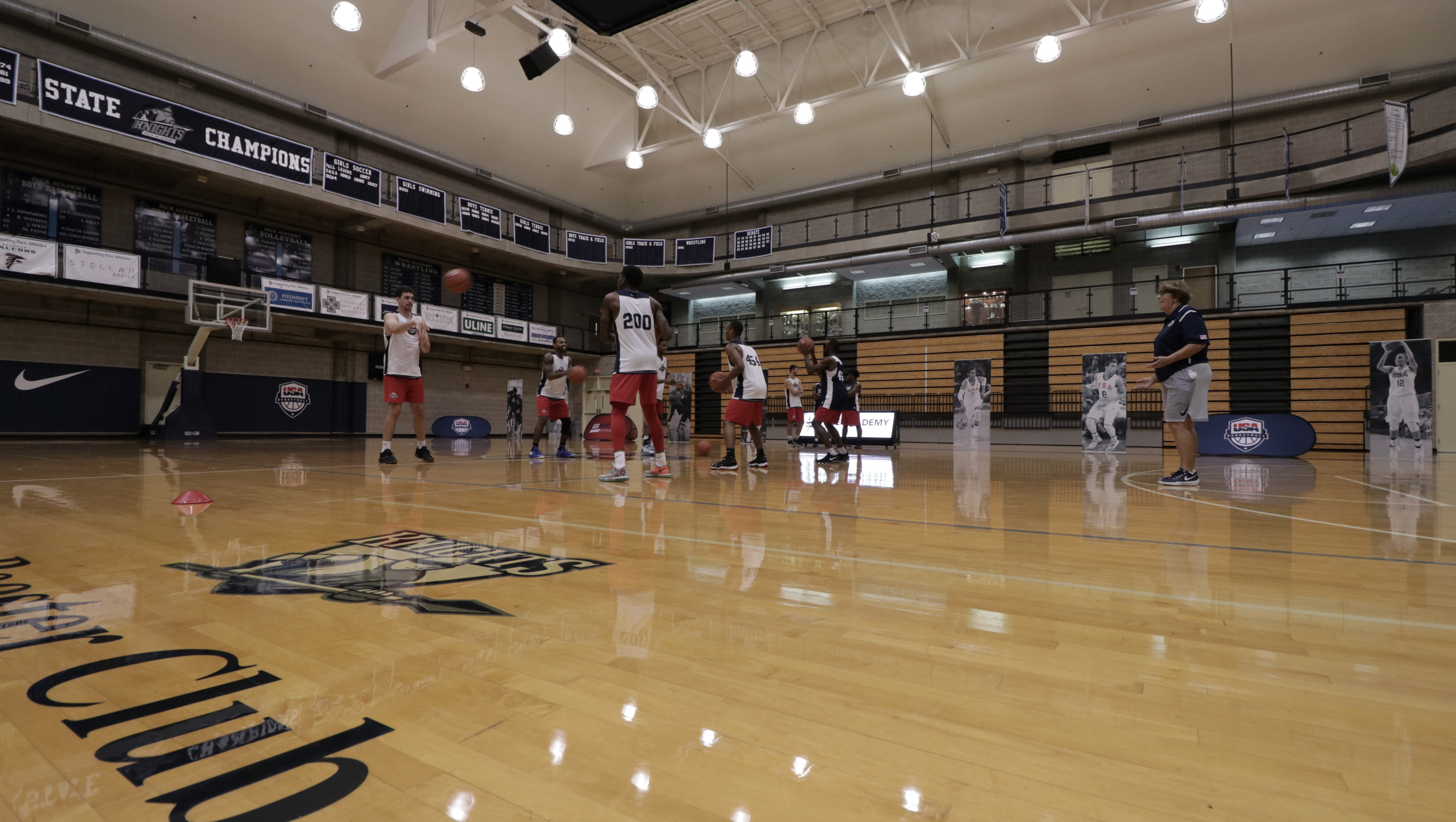 USA Basketball Gold Camps