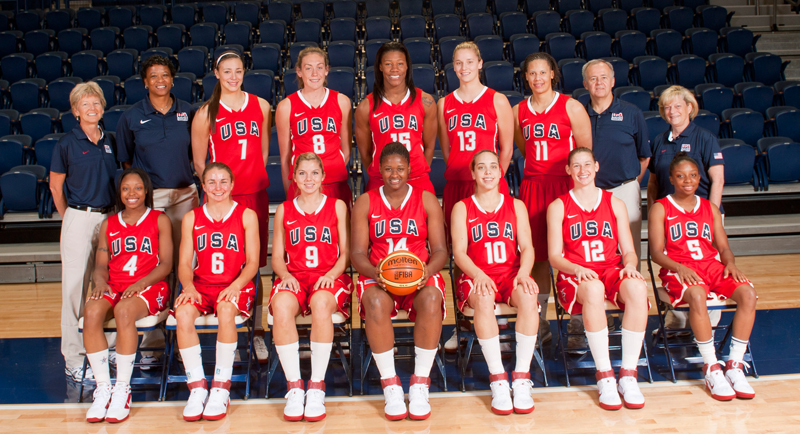 2011 USA Women's Pan American Games Team