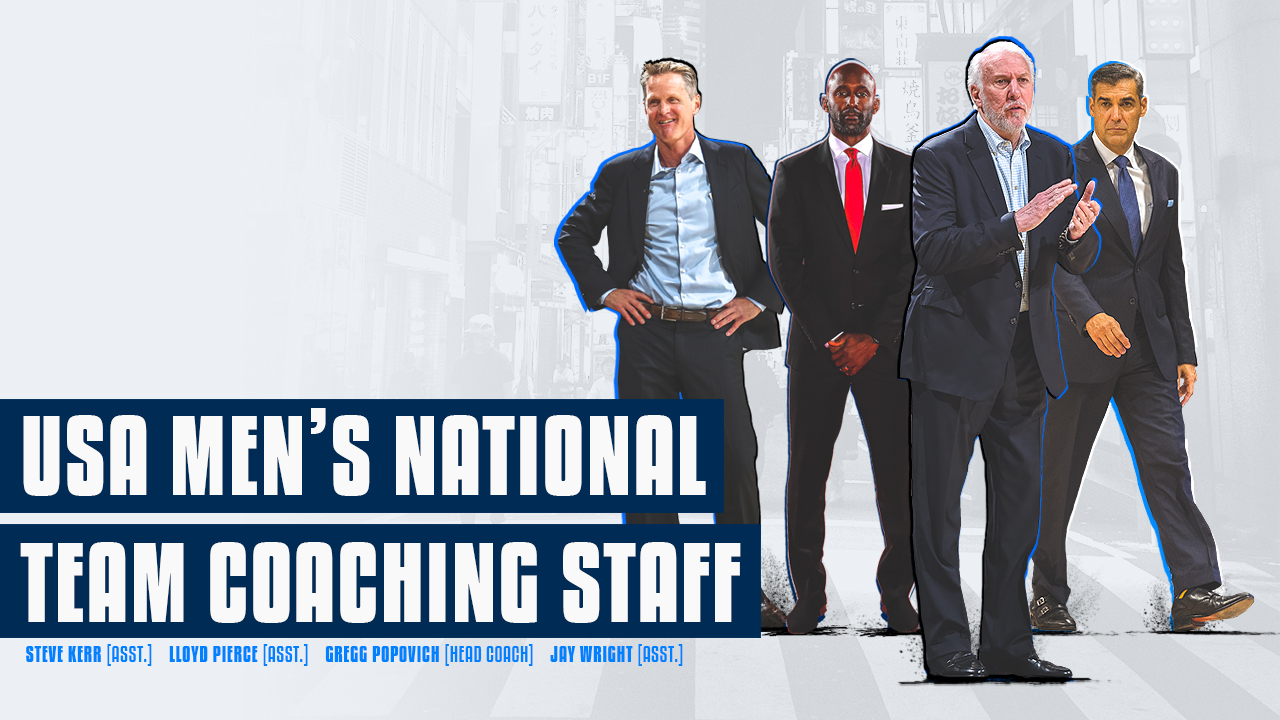 USA Men's National Team Coaches
