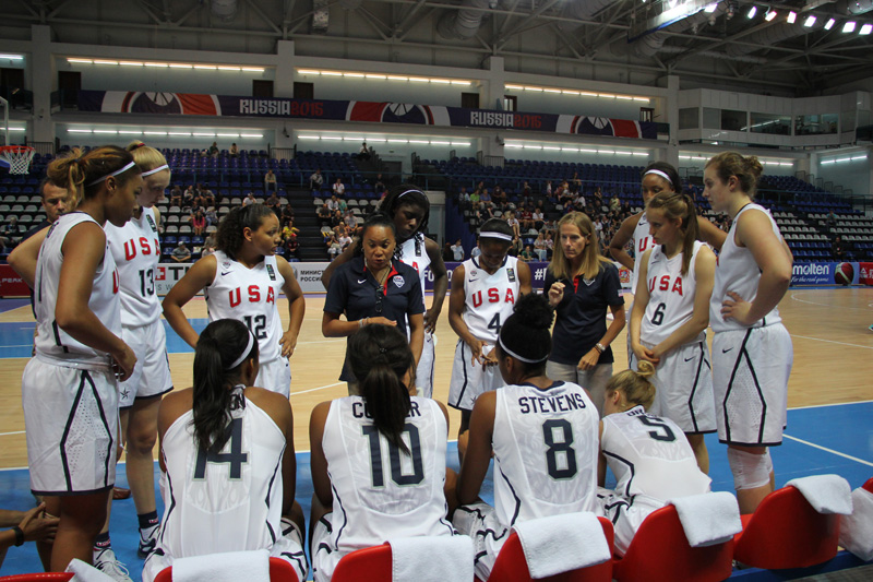 USA Women's U19 National Team