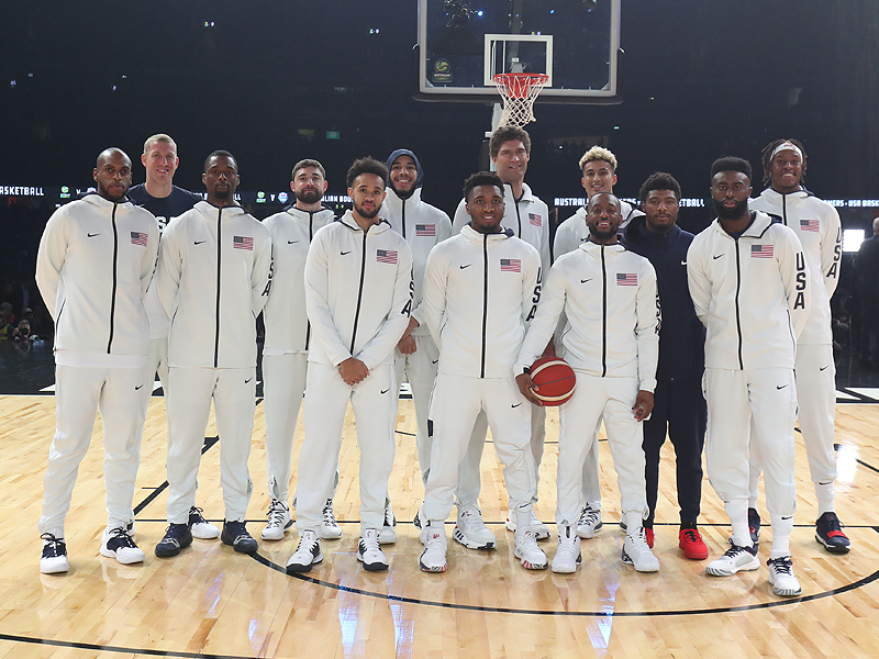 2019 USA World Cup Team Finalists