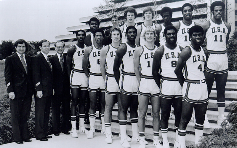 1976 U.S. Olympic Men's Basketball Team
