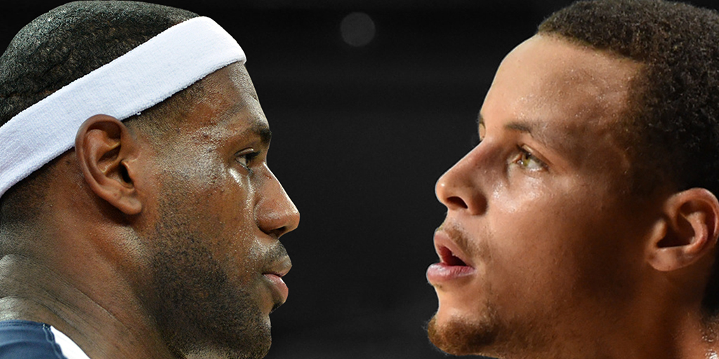LeBron James vs Stephen Curry: Playoff Duel