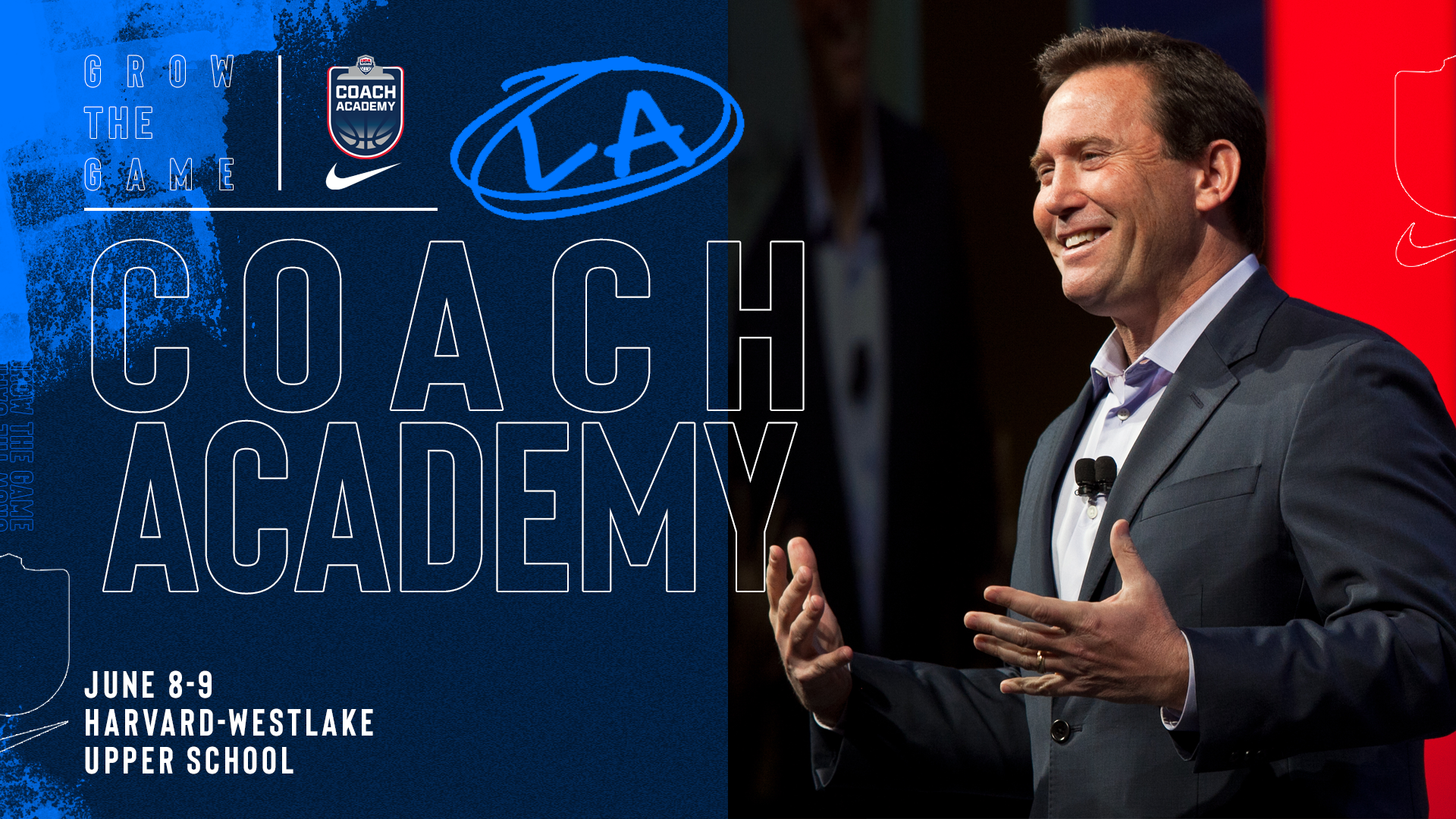 2019 USA Basketball LA Coach Academy