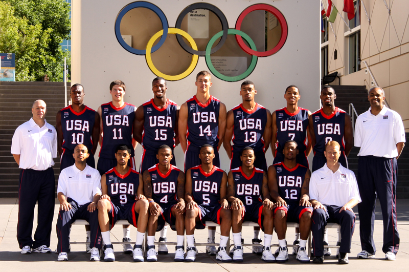 2011 USA Men's U19 World Championship Team