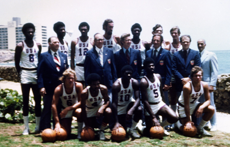 1974 USA Men's World Championship Team