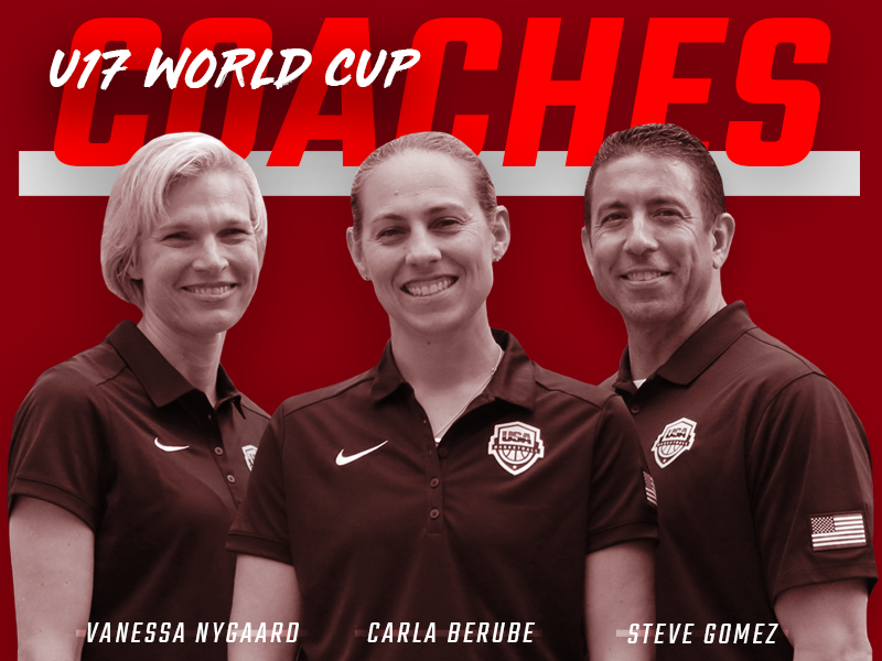 2018 USA U17 Coaches