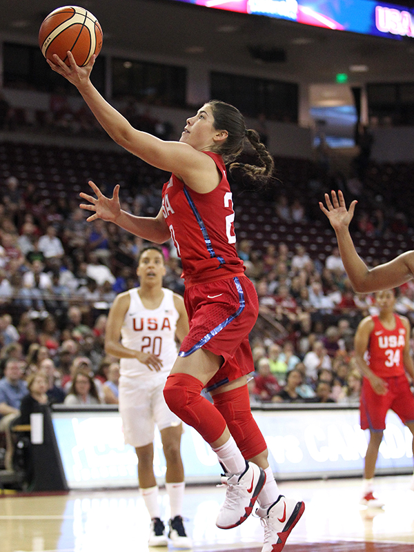 10 2018 wnt red v white game kelsey plum GettyImages 1027432604jpg