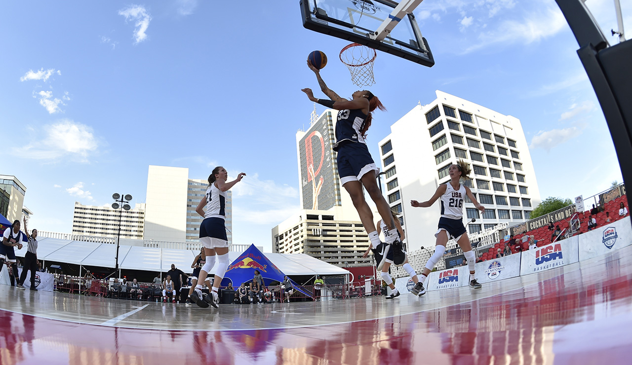 Red Bull USA Basketball 3X Nationals