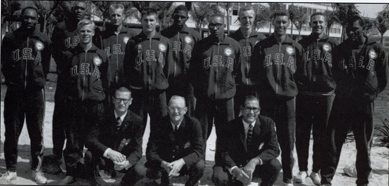 1963 USA Men's World Championship Team