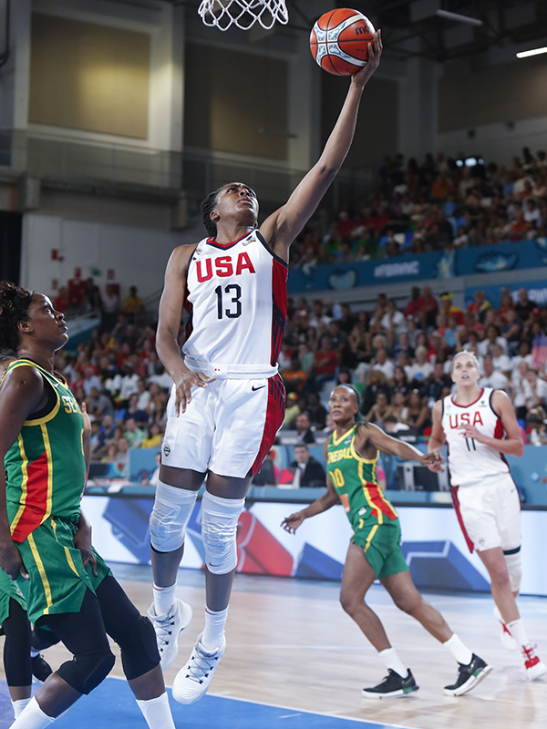 2018 USA World Cup Team 87, Senegal 67