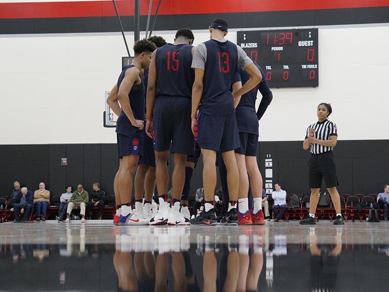 2018 Nike Hoop Summit - USA Practice