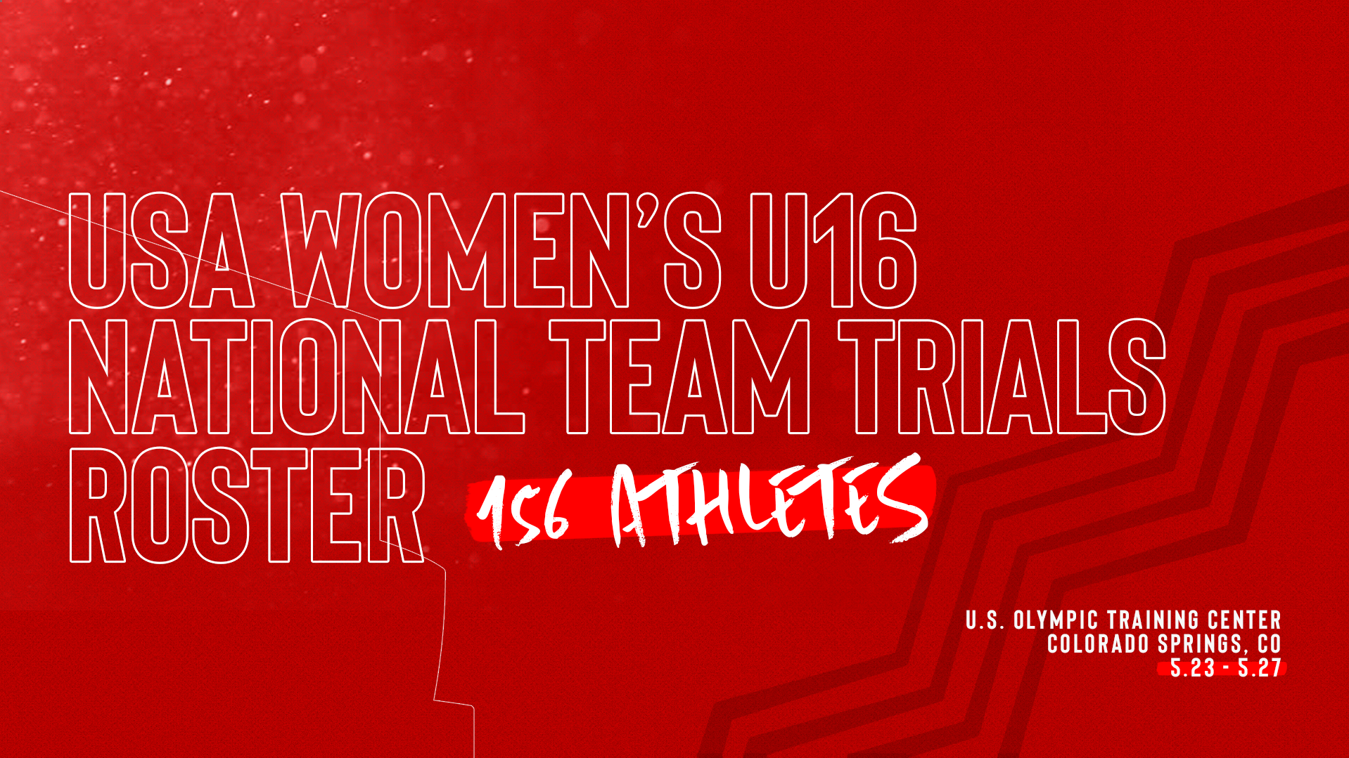 2019 USA Women's U16 National Team Trials
