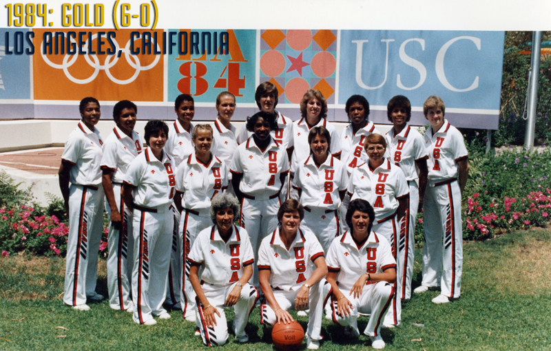 1984 U.S. Women's Olympic Basketball Team