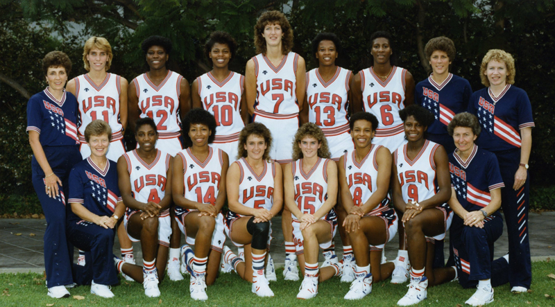 1988 U.S. Olympic Women's Basketball Team