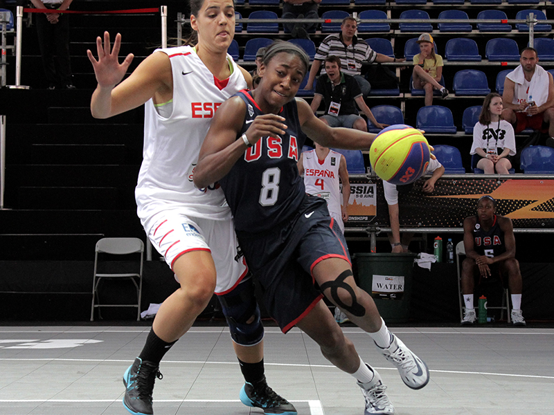 Former University of Notre Dame standout, Jewell Loyd captured gold at the 2014 3x3 World Championship and 2010 U17 World Championship. She also was a member of the 2016 USA Select Team that played against the USA National Team in a pre-Olympic exhibition game.