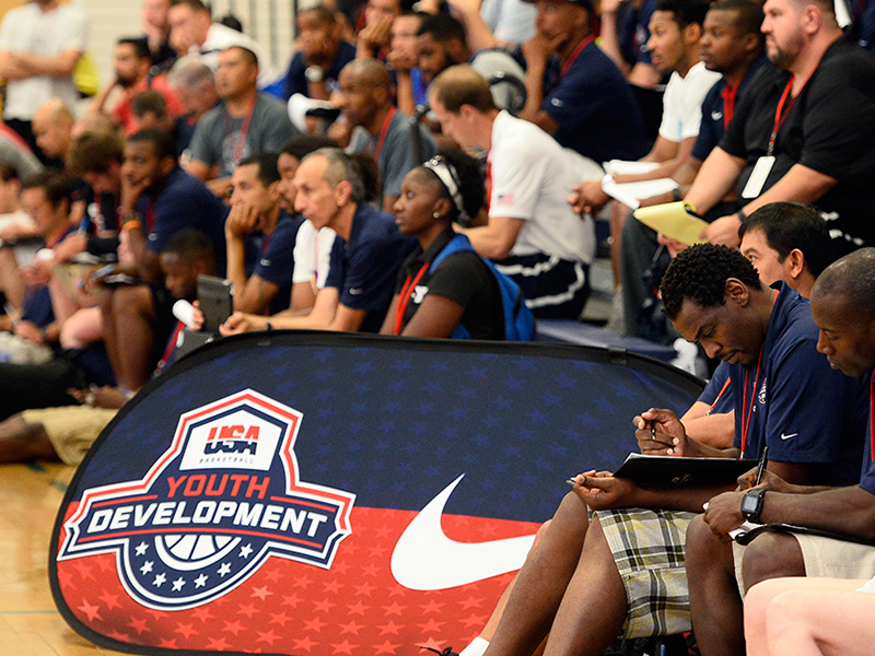 USA Basketball Coach Academy