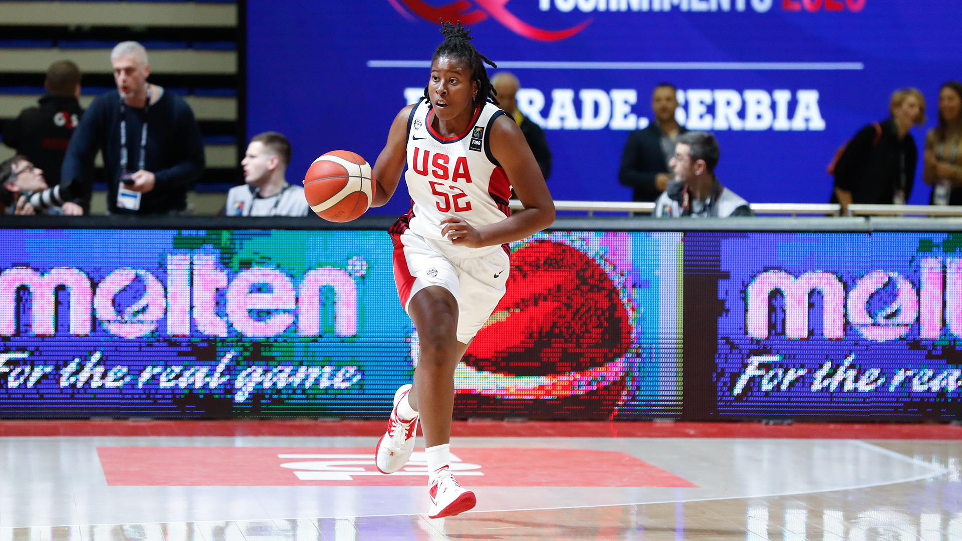USA Women's National Team to Train in Chicago During NBA All-Star Weekend