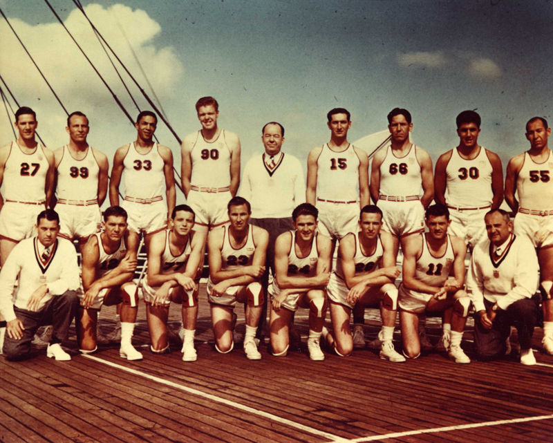 1948 U.S. Olympic Men's Basketball Team