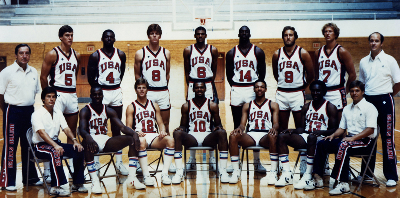 1982 USA Men's World Championship Team