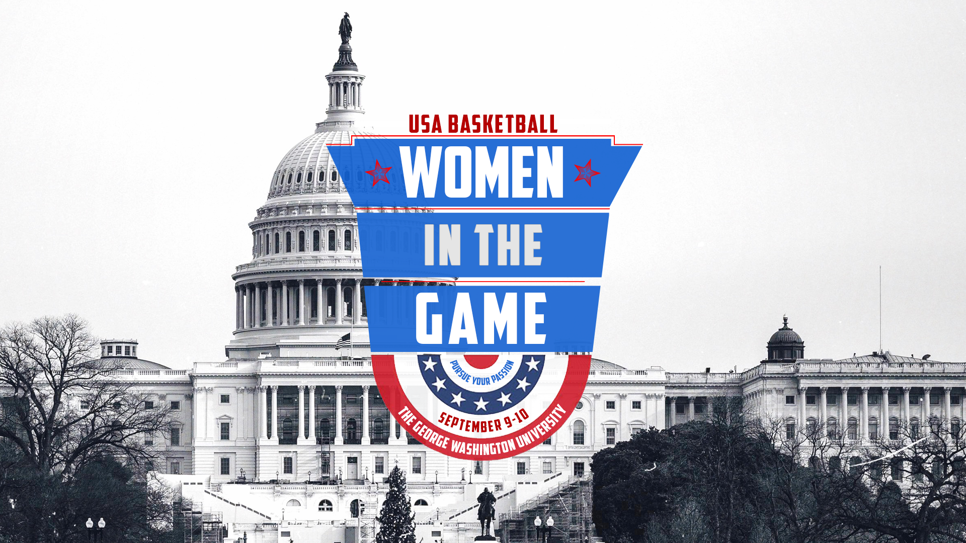 USA Basketball D.C. Women in the Game