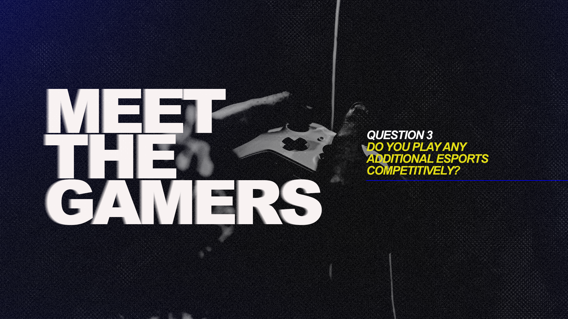 meet the gamers 3