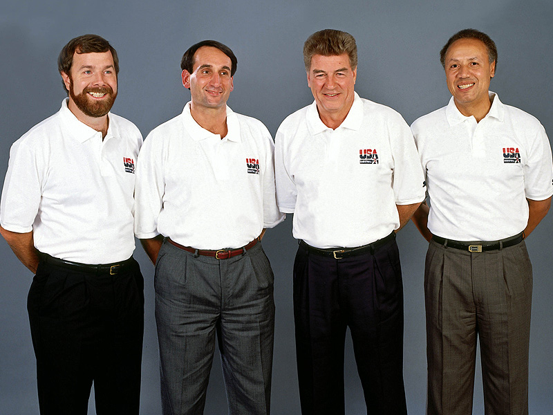 USA Coaching Staff