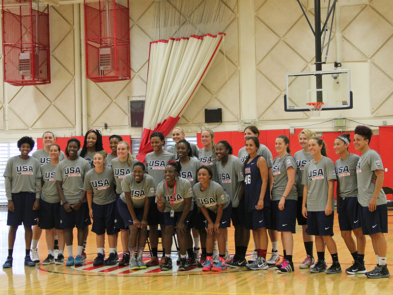 2015 USA Basketball 3x3 National Tournament Women