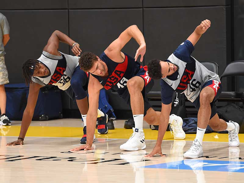 2019 USA Men's National Team