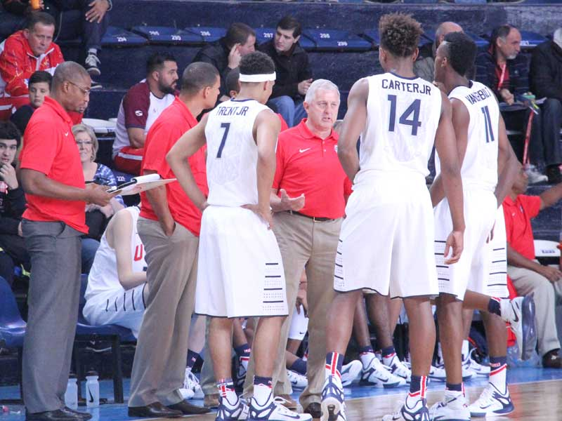 USA Basketball Youth Development