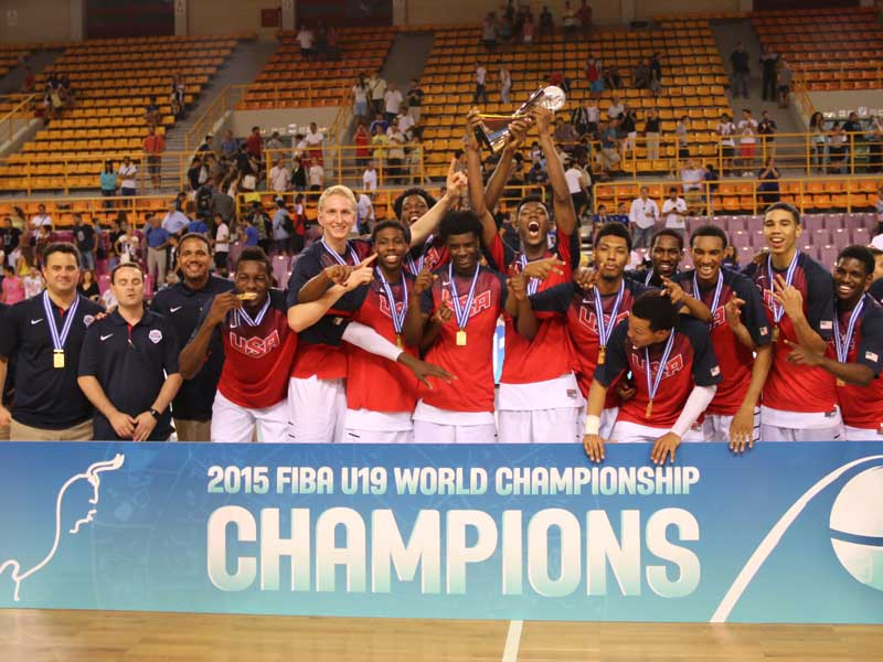 FIBA Men's U19 World Championship