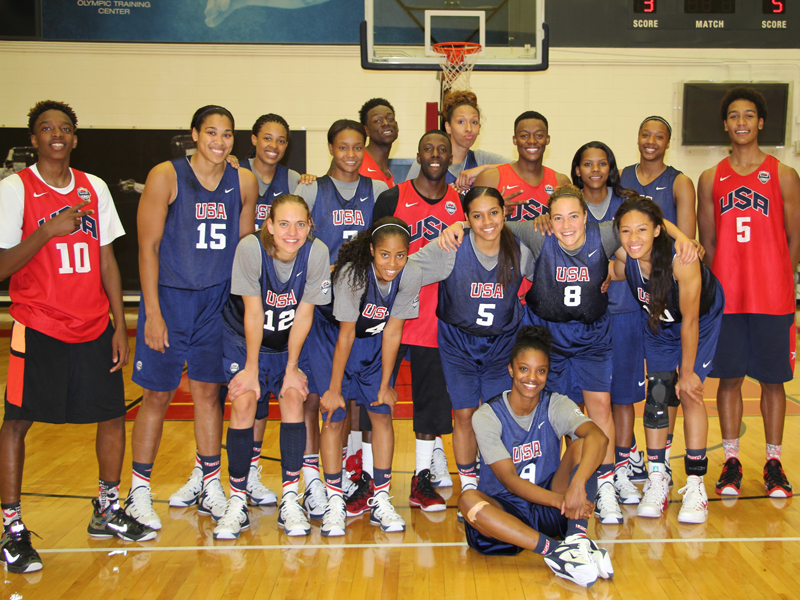 USA World University Games Team