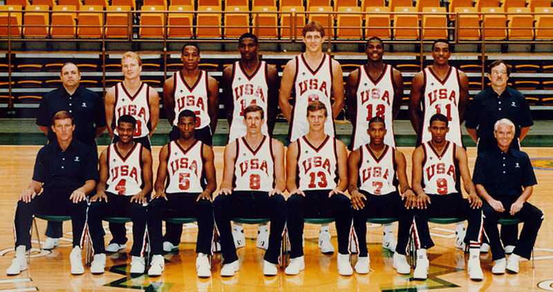 1985 USA Men's World University Games Team