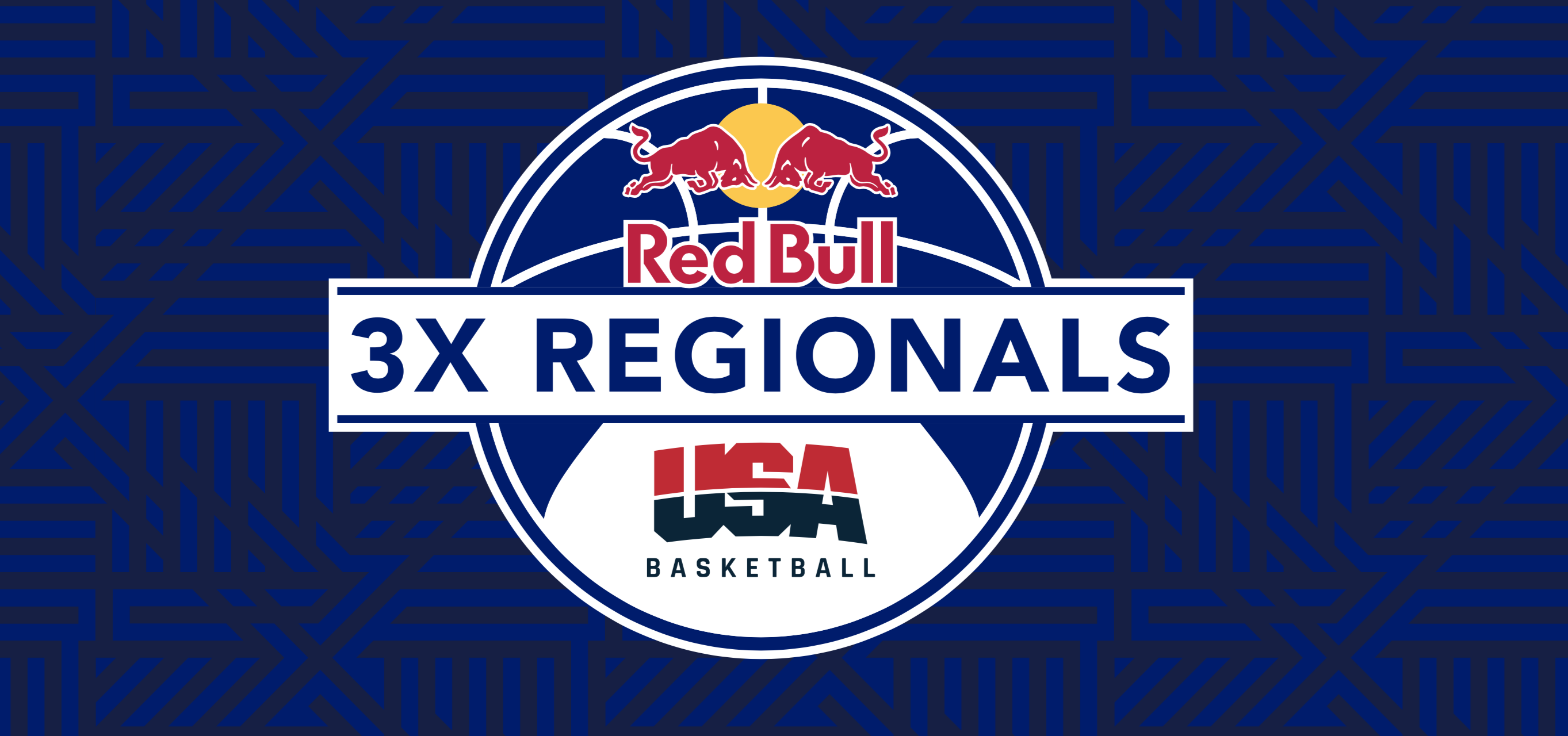 Red Bull USA Basketball 3X Regionals Logo