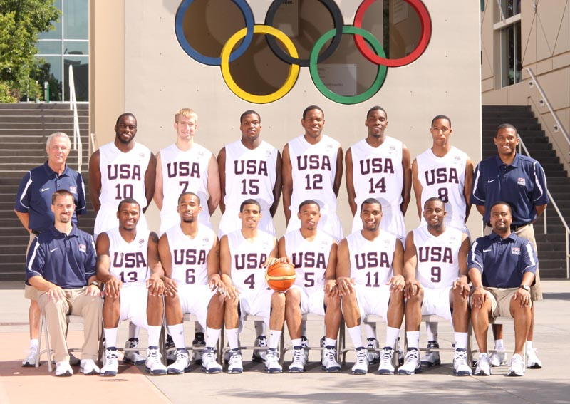 2009 USA Men's World University Games Team