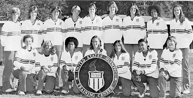 1979 USA Women's World University Games Team