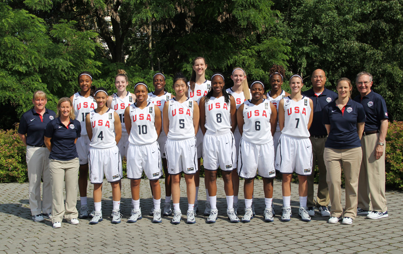 2014 USA Women's U17 World Championship Team