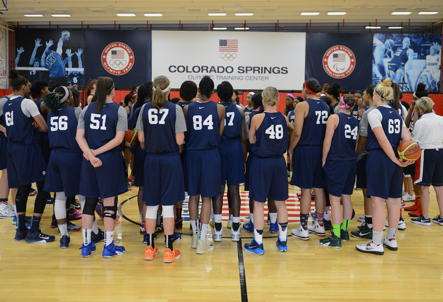 USA U19 World Championship Team Trials: Day 2