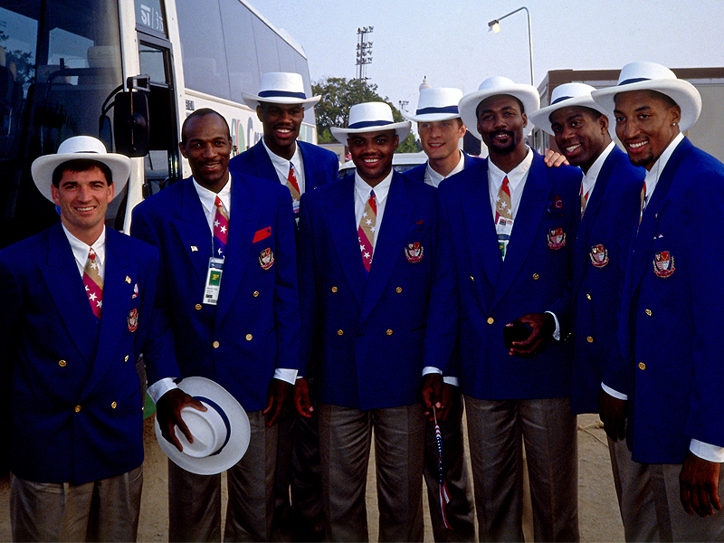 1992 U.S. Olympic Team Opening Ceremony