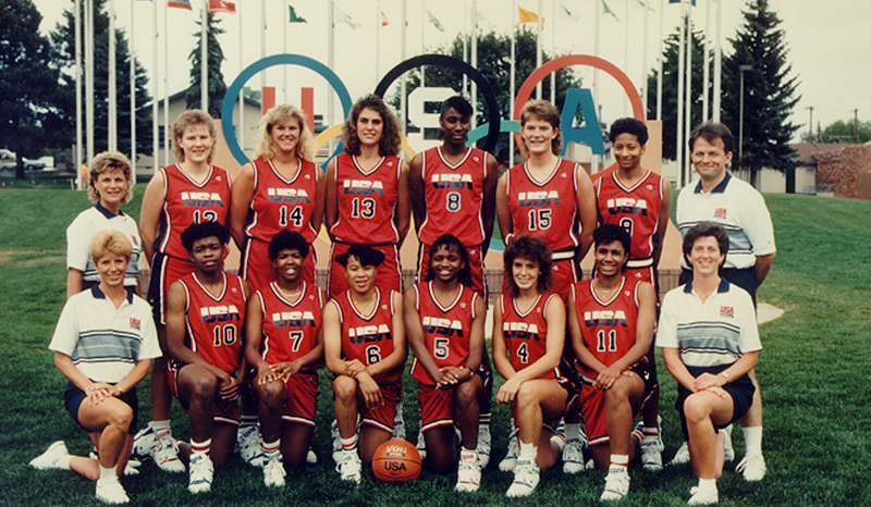 1989 USA Women's Junior World Championship Team
