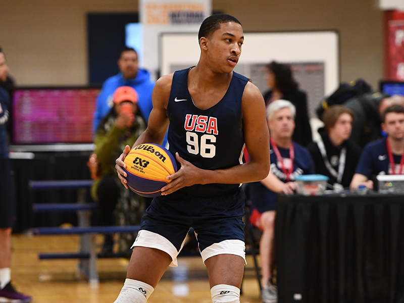 Nimari Burnett (Prolific Prep/Chicago, IL)