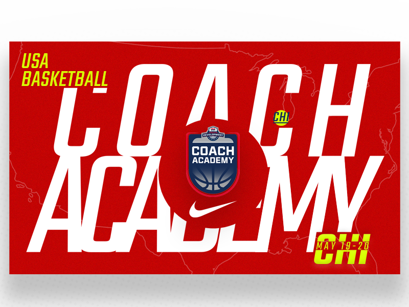 USA Basketball Chicago Coach Academy