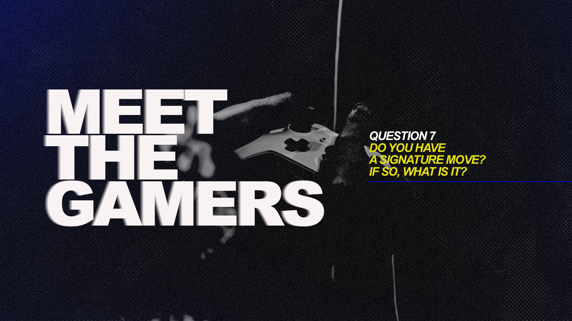 meet the gamers 7